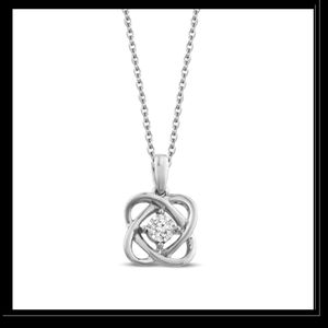 Center of me necklace